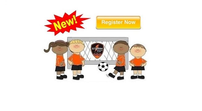 New! U5 Boys & Girls Program