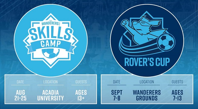HFX Wanderers FC Youth Soccer Opportunities
