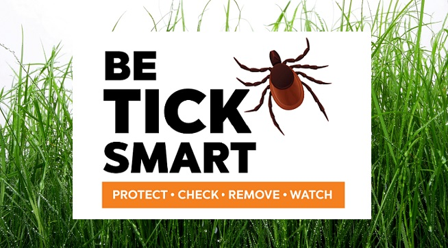 Reminder of Tick Season.....