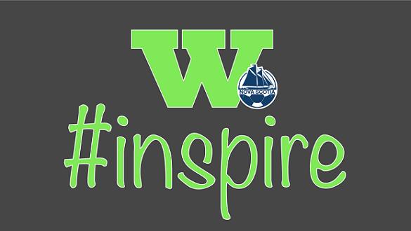 Soccer Nova Scotia & United DFC Present 'W-inspire'......